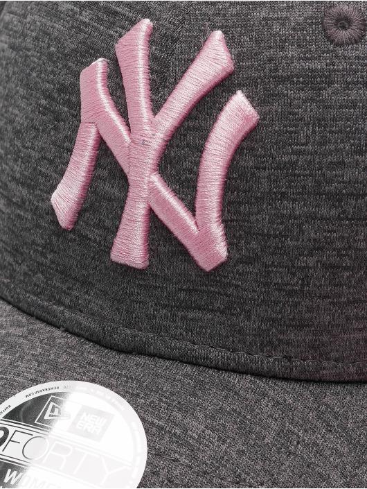 New Era Snapback Cap Tech Jersey NY Yankees 9Forty grey