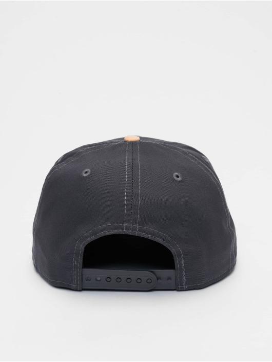 New Era Snapback Cap MLB New York Yankees League Essential 9fifty grey
