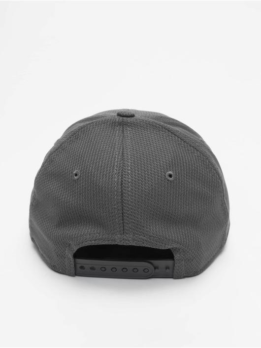 New Era Snapback Cap MLB NY Yankees Mono Team Colour 9Forty grey