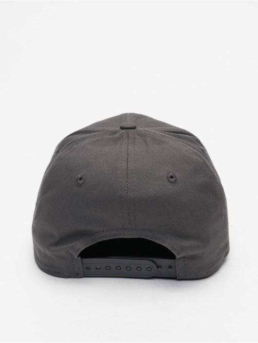 New Era Snapback Cap MLB LA Dodgers League Essential 9Fifty grey