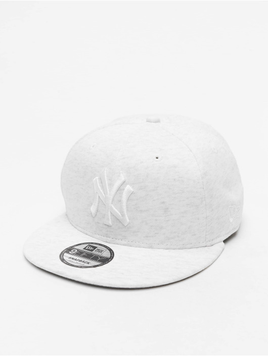 New Era Snapback Cap MLB NY Yankees Jersey Pack 9Fifty grey
