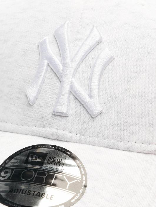 New Era Snapback Cap MLB NY Yankees Jersey Pack 9Forty grey