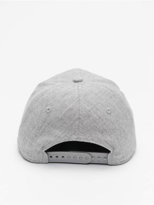New Era Snapback Cap MLB NY Yankees Heather Base 9Fifty grey