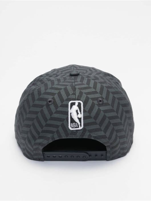 New Era Snapback Cap NBA20 Brooklyn Nets City Alt EM 9Fifty grey