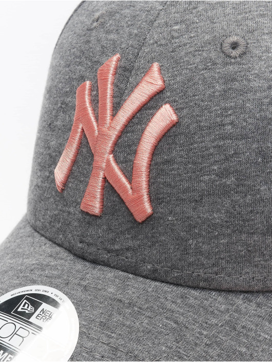 New Era Snapback Cap MLB NY Yankees Womens Licensed grey