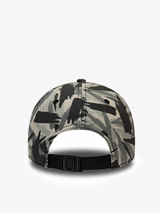 New Era Snapback Cap MLB New York Yankees New Camo 9Forty grigio