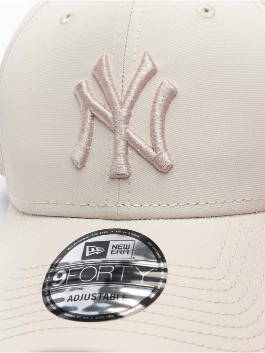 New Era snapback cap MLB New York Yankees Tonal grijs
