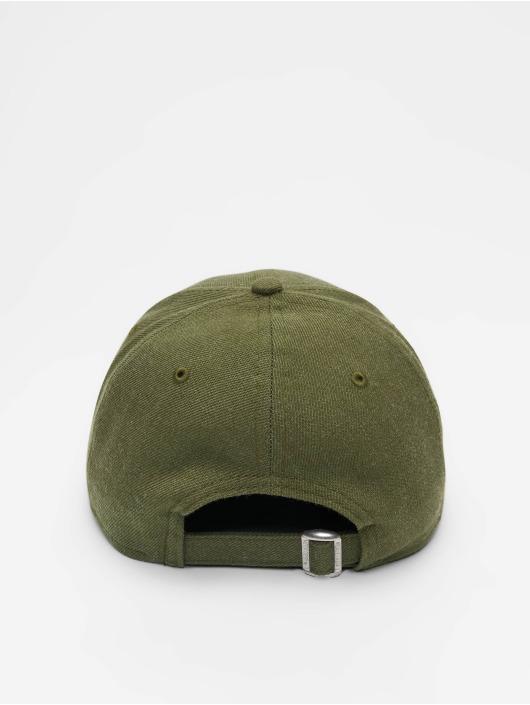 New Era Snapback Cap Heather 9 Fourty grün