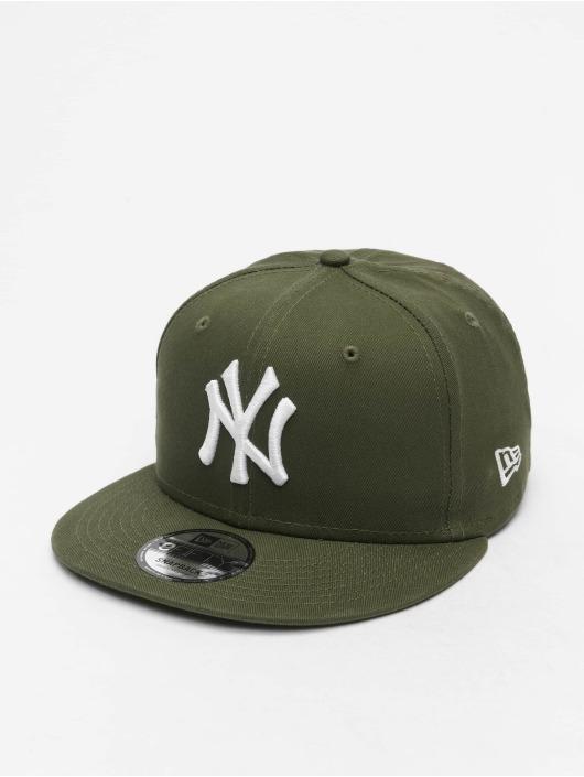 New Era Snapback Cap MLB NY Yankees Essential 9Fifty grün