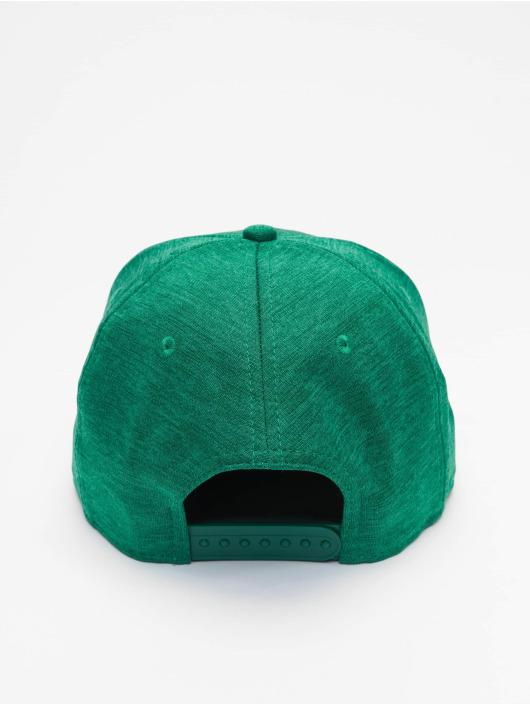 New Era Snapback Cap NBA Boston Celtics Shadow Tech grün