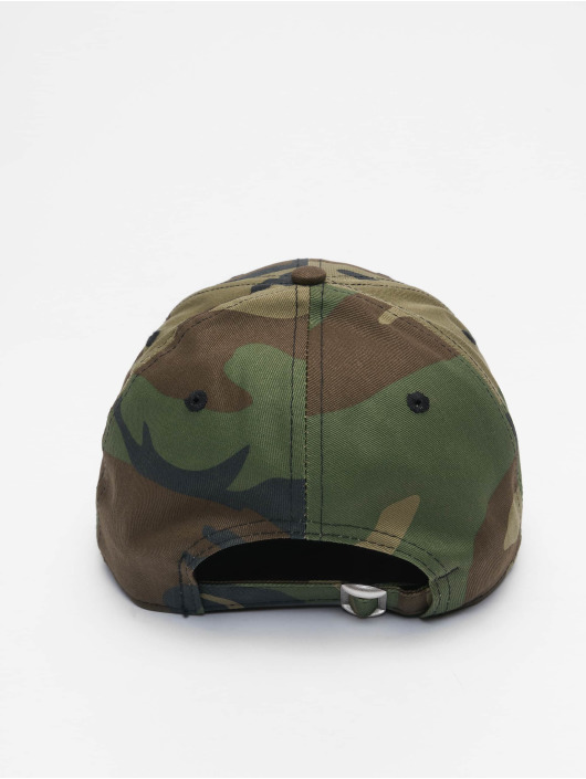 New Era Snapback Cap Mlb Properties Los Angeles Dodgers All Over Camo 9forty mimetico