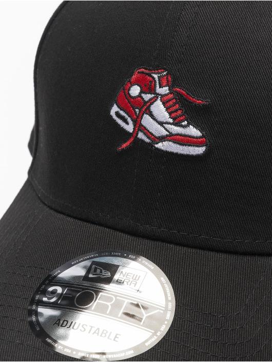 New Era Snapback Cap Sports nero