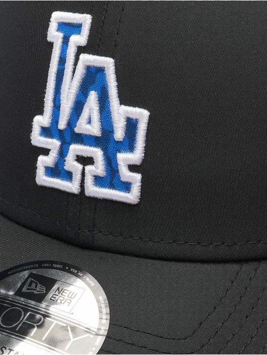New Era Snapback Cap MLB LA Dodgers Hook nero