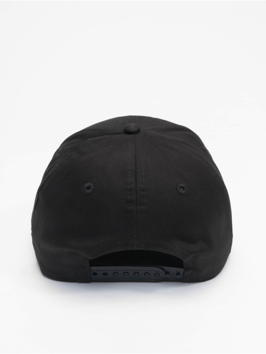 New Era Snapback Cap Nfl Properties New England Patriots Black Base 9forty nero