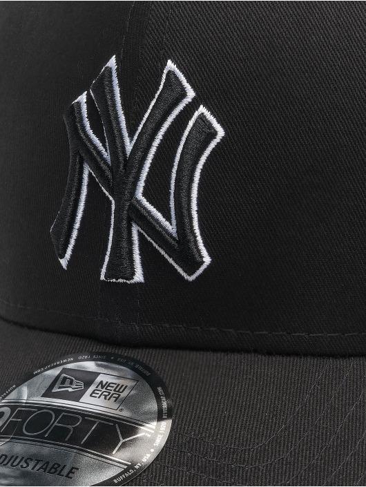 New Era Snapback Cap Mlb Properties New York Yankees nero