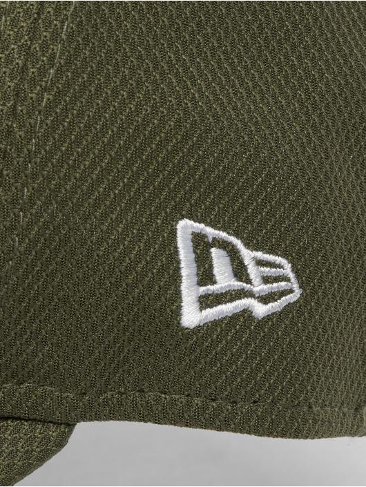 New Era Snapback Cap MLB Diamond Bosten Red Sox 9 Fourty olive