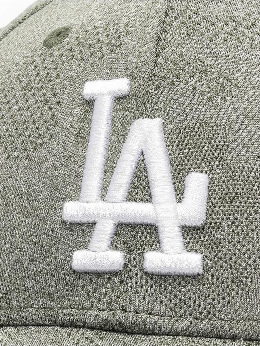 New Era Snapback Cap MLB LA Dodgers Engineered Plus 9Forty olive