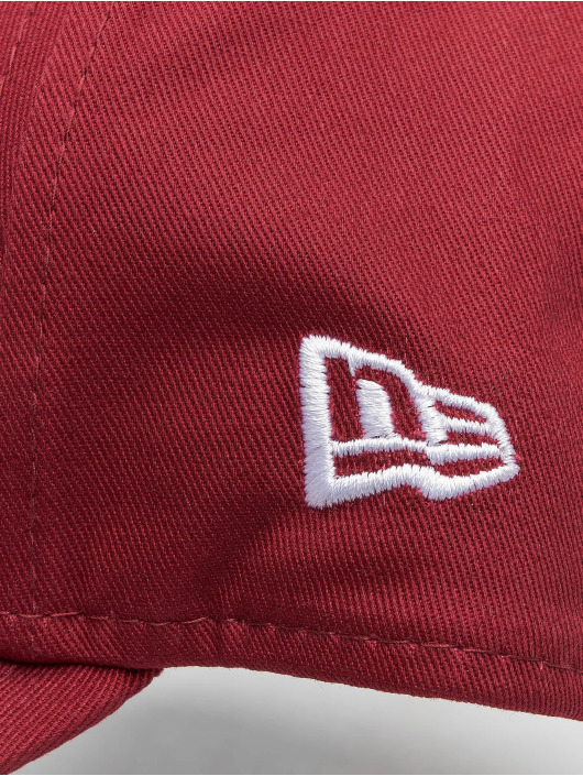 New Era Snapback Cap MLB League Essential Bosten Red Sox 9 Fourty red