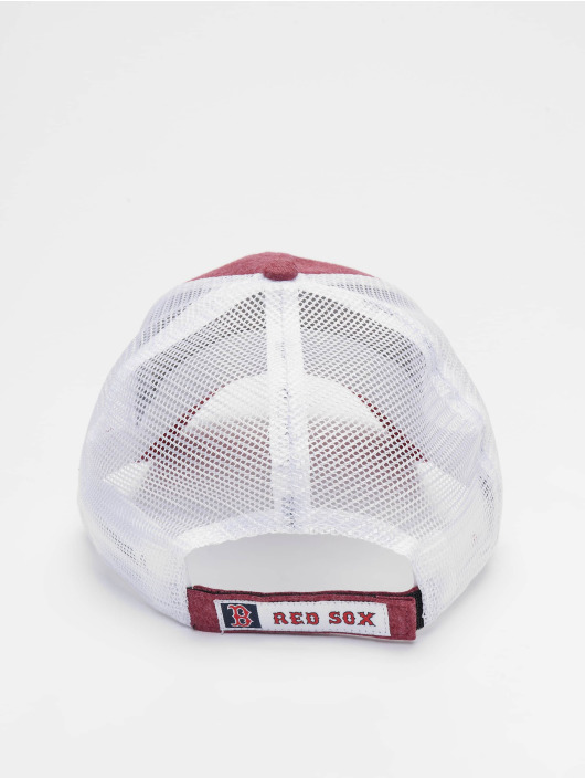 New Era Snapback Cap MLB Boston Red Sox Summer League 9forty red