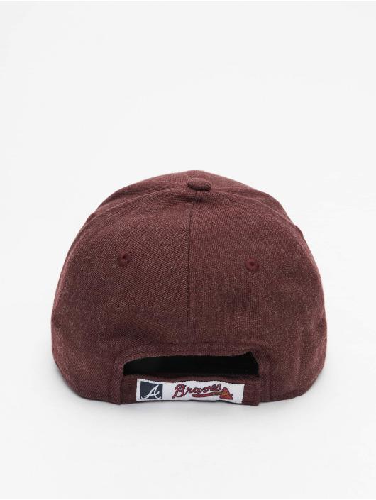 New Era snapback cap MLB Atlanta Braves Winterized The League 9Forty rood
