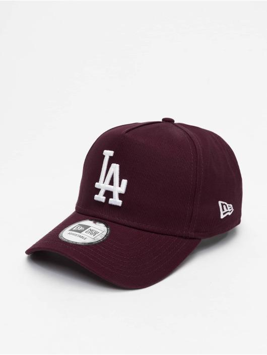 New Era snapback cap MLB LA Dodgers League Essential A Frame rood