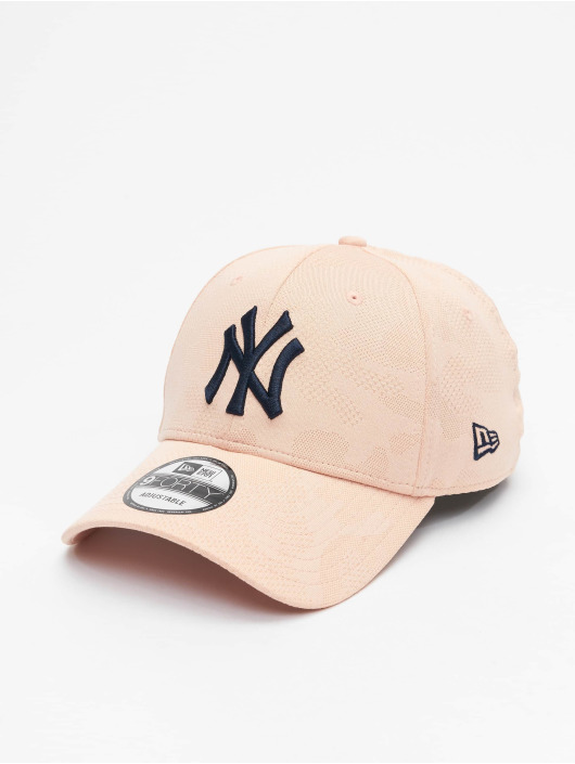 New Era Snapback Cap MLB NY Yankees Engineered Plus 9Forty rosa