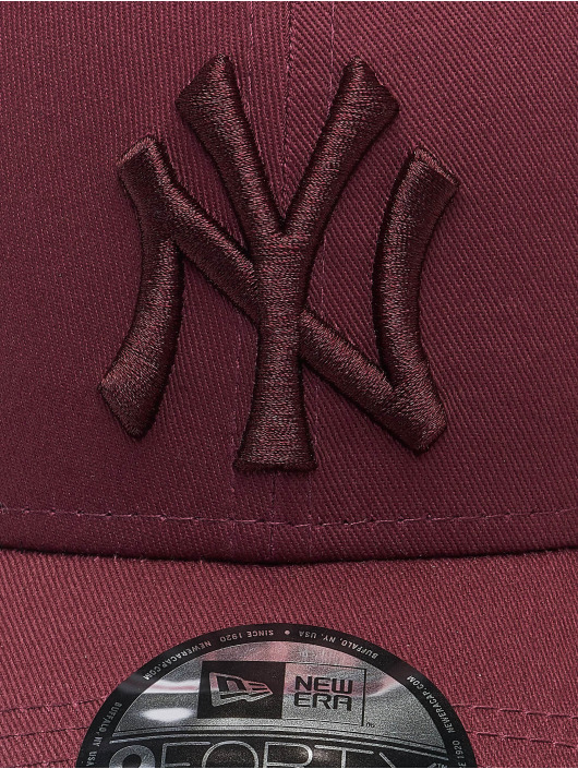 New Era Snapback Cap MLB New York Yankees League Essential 9Forty rot