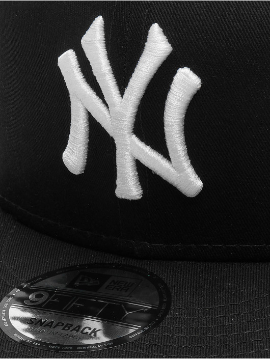 New Era Snapback Cap MLB NY Yankees 9Fifty schwarz