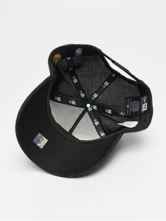 New Era Snapback Cap NBA Engineered Fit Golden State Warriors 9 Fourty Aframe schwarz