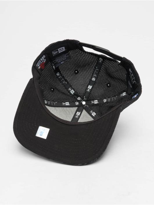New Era Snapback Cap NBA Engineered Fit Chicago Bulls 9 Fifty schwarz