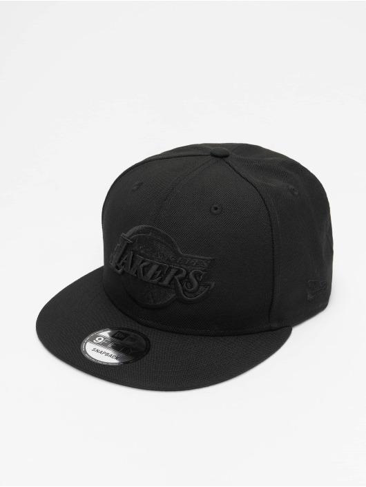 New Era Snapback Cap NBA 9Fifty LA Lakers schwarz