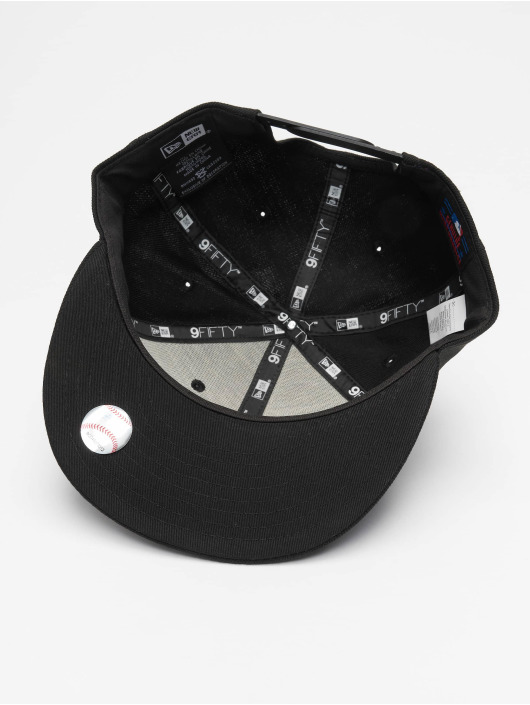 New Era Snapback Cap MLB LA Dodgers 9Fifty schwarz