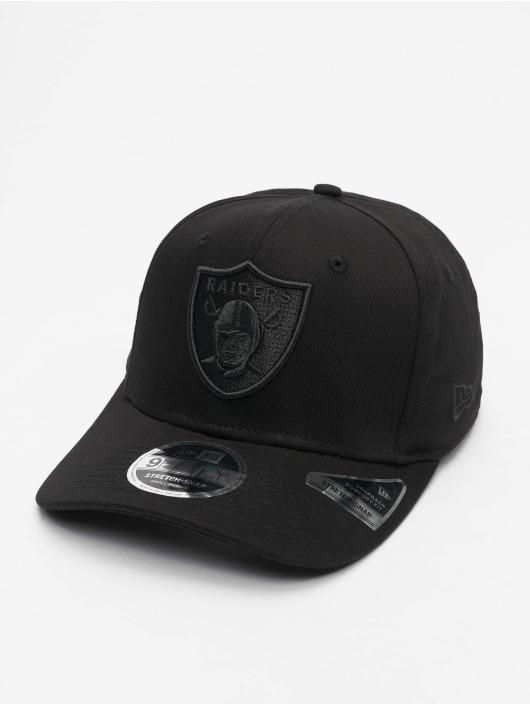 New Era Snapback Cap NFL Oakland Raiders Tonal Black 950 schwarz