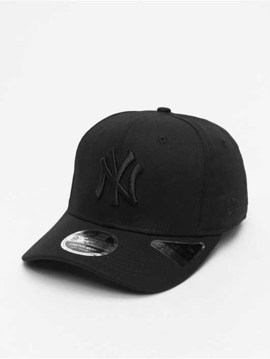 New Era Snapback Cap MLB NY Yankees Tonal Black 9Fifty schwarz