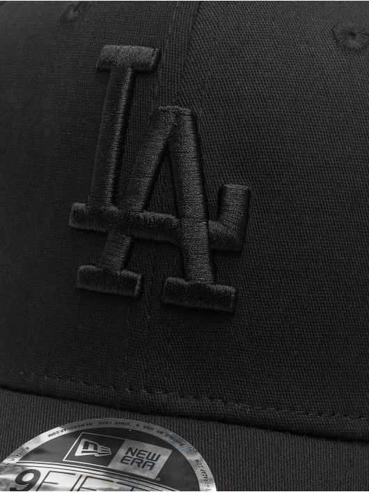 New Era Snapback Cap MLB LA Dodgers Tonal Black 9Fifty schwarz