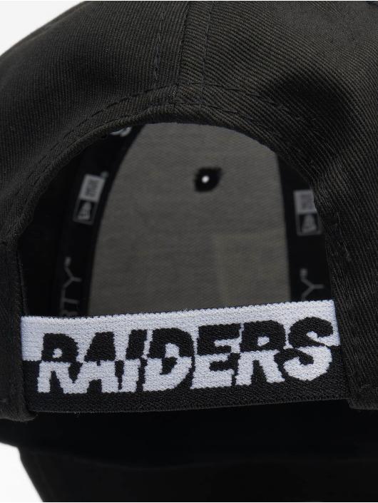 New Era Snapback Cap NFL Oakland Raiders 940 schwarz