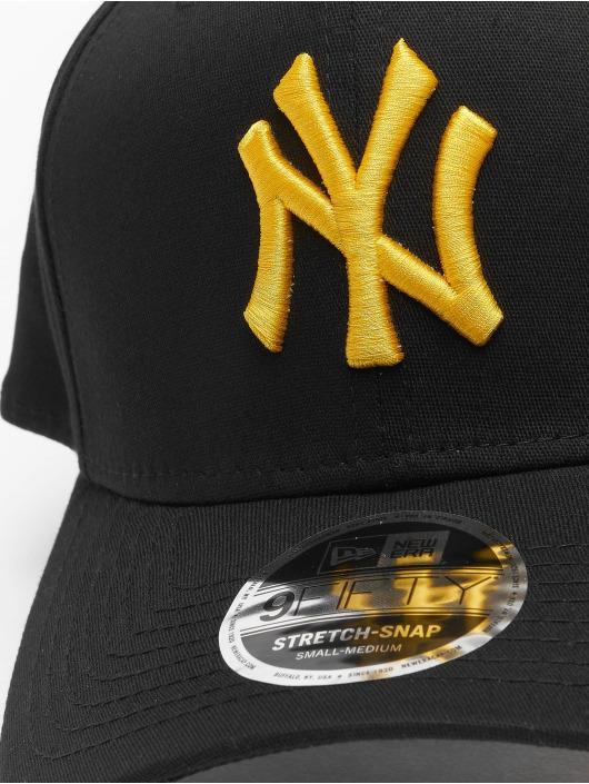 New Era Snapback Cap MLB NY Yankees League Essential 9Fifty schwarz