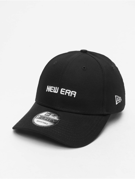 New Era Snapback Cap Essential 9Forty schwarz