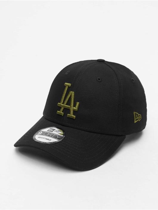 New Era Snapback Cap MLB LA Dodgers Essential 9Forty schwarz