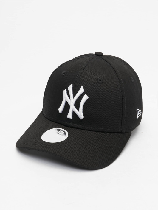 New Era Snapback Cap MLB NY Yankees Essential 940 schwarz