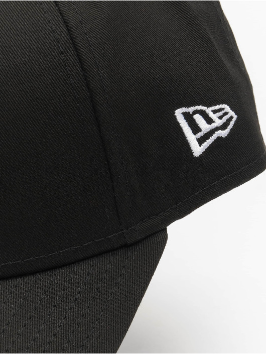 New Era Snapback Cap Essential 9Forty schwarz