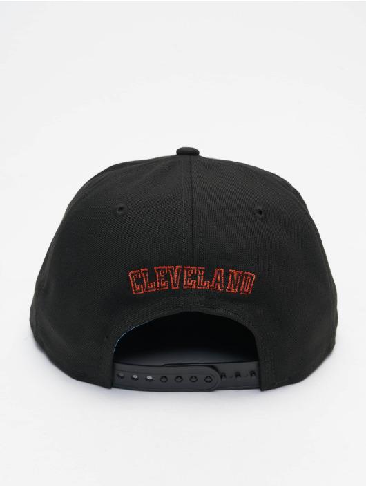 New Era Snapback Cap 9Fifty A8 001 Cleveland Cavaliers schwarz