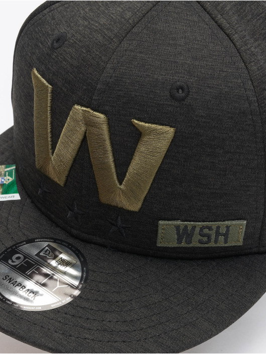 New Era Snapback Cap NFL 20 STS EM 9Fifty Washington Redskins schwarz