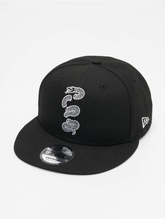 New Era Snapback Cap NBA20 Philadelphia 76ers City Alt EM 9Fifty schwarz