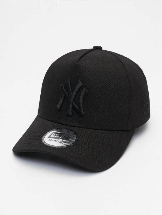 New Era Snapback Cap Mlb Properties New York Yankees Colour Ess 940 Aframe schwarz