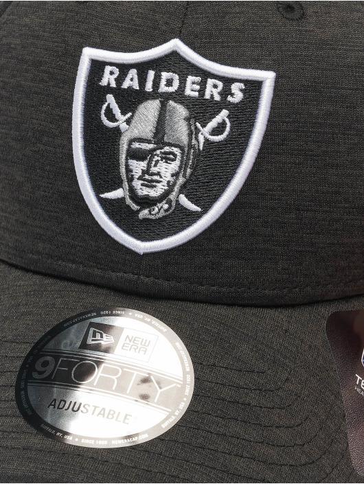 New Era Snapback Cap Nfl Properties Las Vegas Raiders Shadow Tech 9forty schwarz
