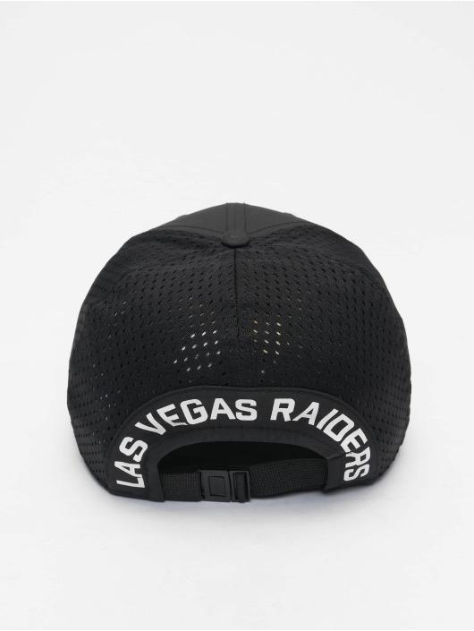 New Era Snapback Cap NFL Las Vegas Raiders Team Arch 9Forty schwarz