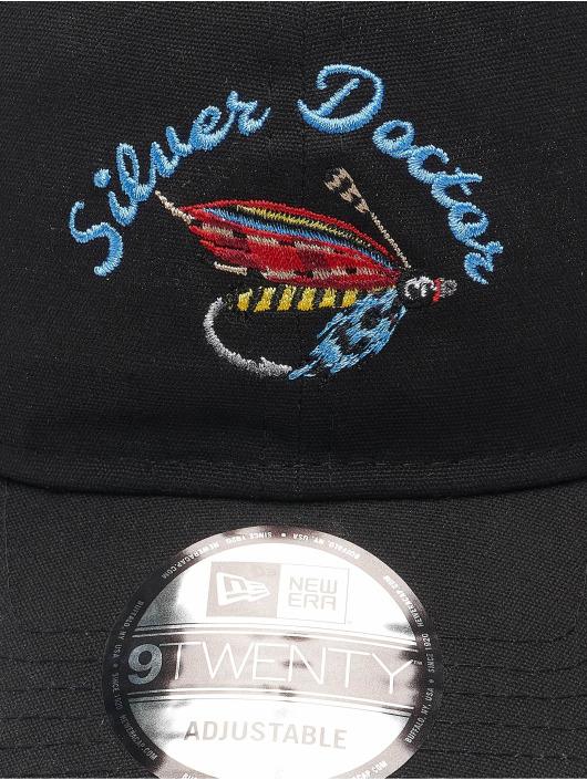New Era Snapback Cap NE Fishing Tackle 9Twenty schwarz
