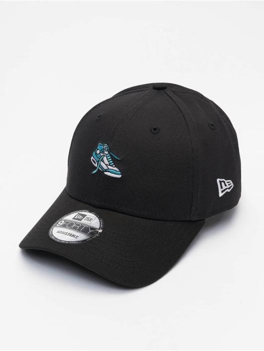 New Era Snapback Cap NE Sports 9Forty schwarz