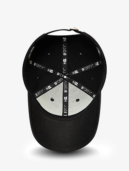New Era Snapback Cap MLB New York Yankees Camo Infill 9Forty schwarz